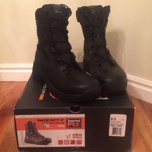 Timberland Pro Valor Duty Boots